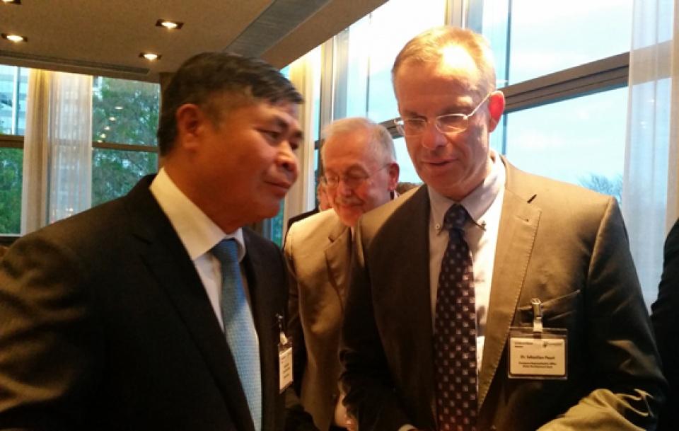 Thúc đẩy hợp tác kinh tế thương mại giữa Việt Nam và bang Hessen (Đức)
