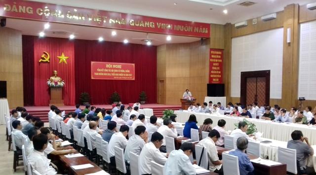 Kiên Giang: Ban hành chương trình hành động về công tác nội chính và phòng, chống tham nhũng