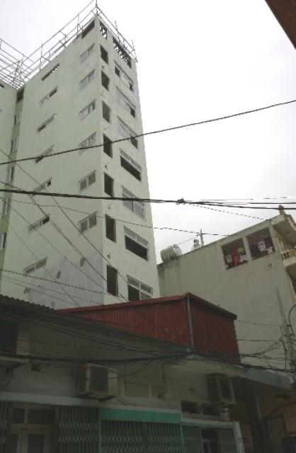 Quận Thanh Xuân (Hà Nội): Chung cư mini xây dựng sai phép thách thức dư luận