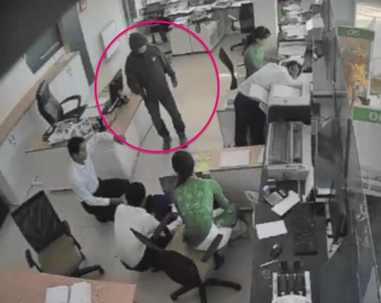 Thông tin chính thức về vụ cướp ngân hàng ở Trà Vinh
