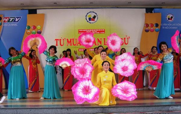 Thành phố Hồ Chí Minh: Tưng bừng các hoạt động vui chơi, giải trí trong dịp nghỉ lễ 30/4- 1/5