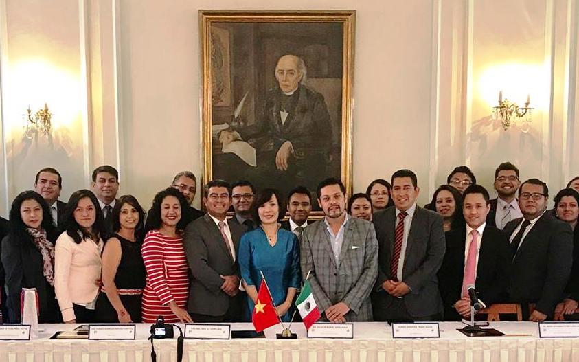 """Tọa đàm """"Quan hệ hữu nghị và hợp tác giữa Việt Nam và Mexico"""""""