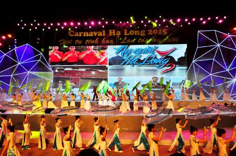 Không tổ chức lễ hội Carnaval trong Tuần du lịch Hạ Long 2017