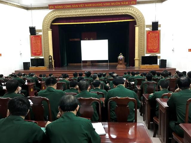 Quân khu 1: Bồi dưỡng kiến thức quốc phòng cho hơn 300 cán bộ cấp chiến dịch
