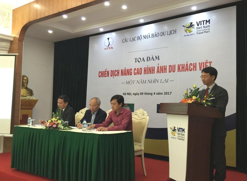 Chiến dịch nâng cao hình ảnh du khách Việt – Một năm nhìn lại