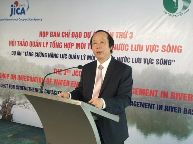 Việt Nam và Nhật Bản tăng cường hợp tác trong quản lý môi trường nước lưu vực sông