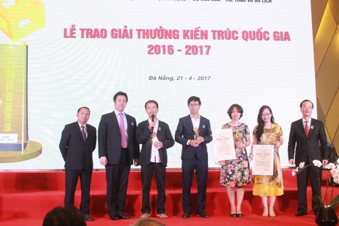 Vinh danh các công trình Kiến trúc quốc gia xuất sắc năm 2016 - 2017