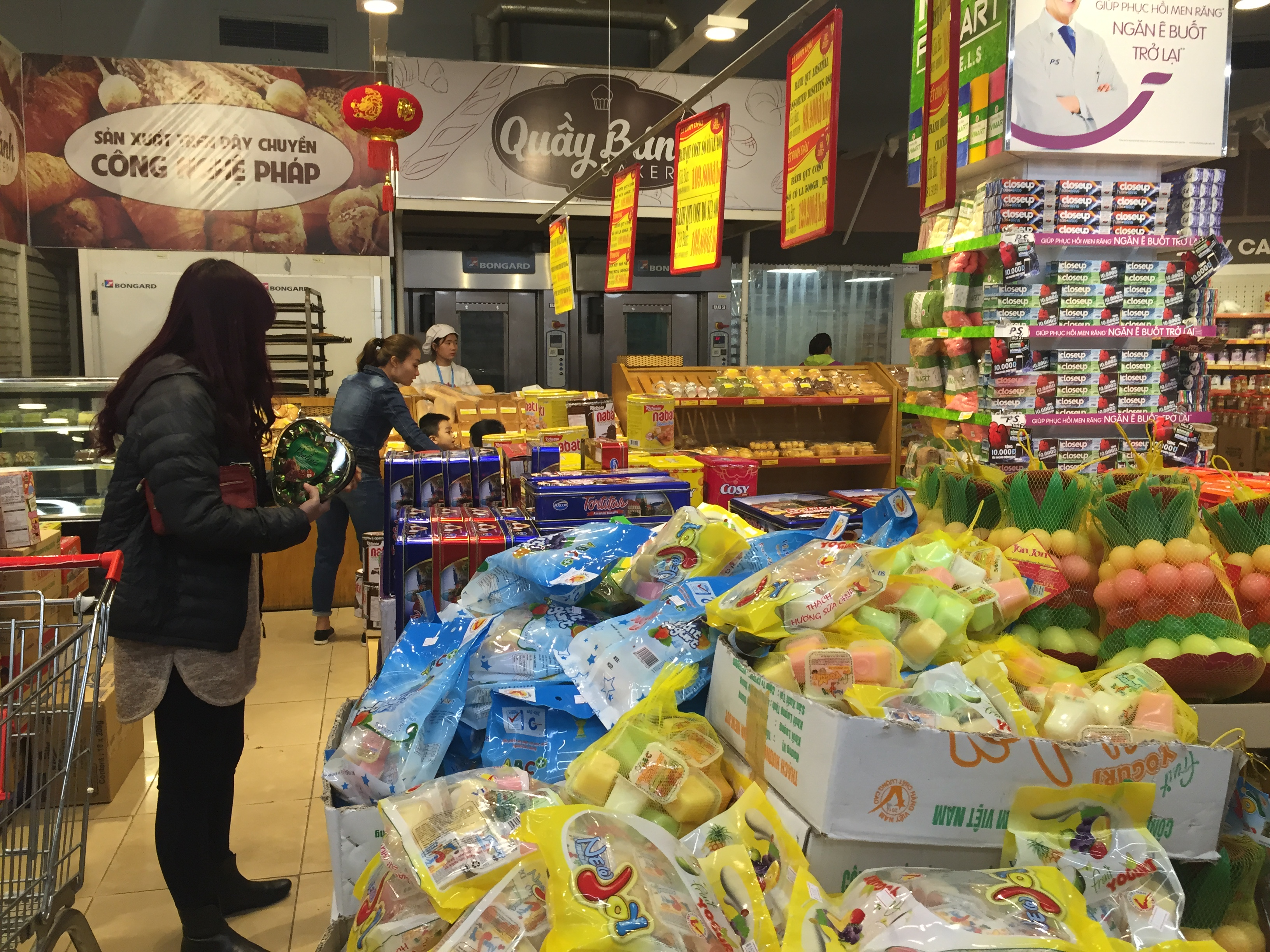 Gỡ khó cho hàng Việt trong cạnh tranh vào kênh phân phối hiện đại