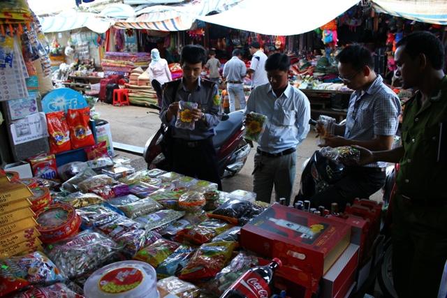 An toàn thực phẩm: Kiểm tra công tác đảm bảo an toàn thực phẩm tại Đắk Lắk