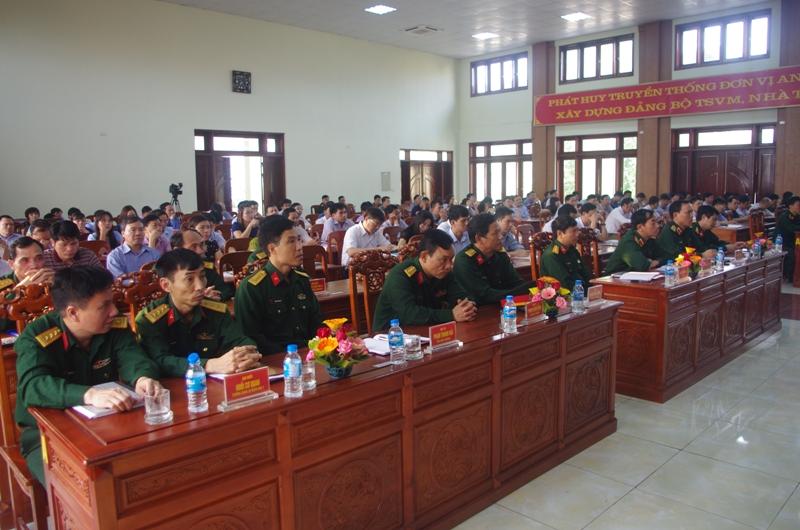 Quân khu 3: Bồi dưỡng kiến thức quốc phòng - an ninh cho lãnh đạo cấp huyện