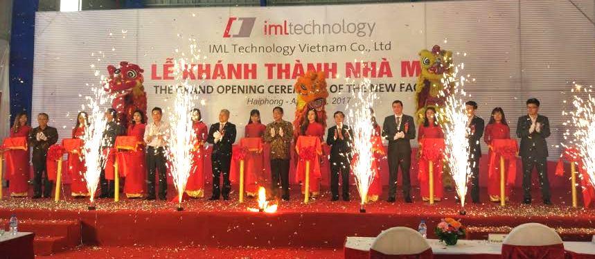 Khai trương công ty Indonesia đầu tiên hoạt động tại Hải Phòng