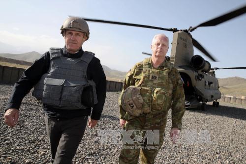 Australia cam kết bảo đảm an ninh cho Iraq và Afganistan