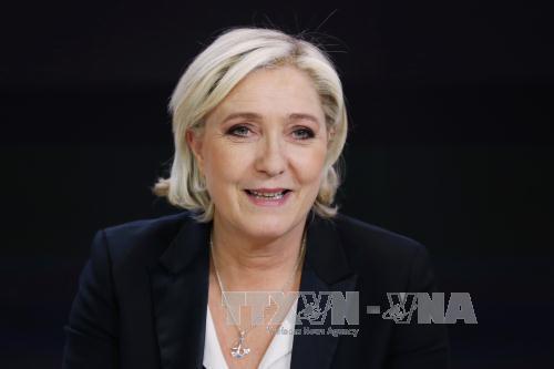 Bầu cử tổng thống Pháp: Bà Le Pen từ chức Chủ tịch đảng FN để tập trung cho vòng 2