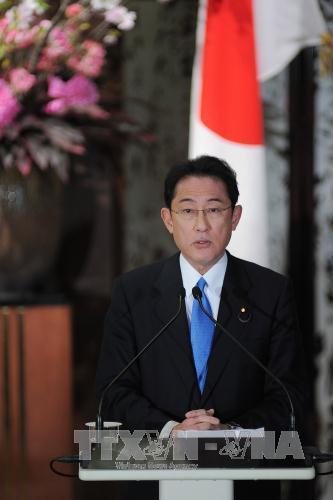 Nhật Bản công bố Sách Xanh Ngoại giao 2017