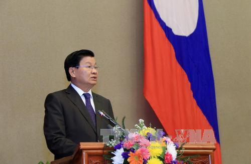 Lào khai mạc Kỳ họp thứ 3 Quốc hội khóa VIII