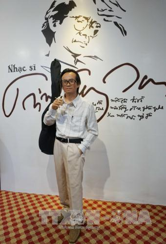Khai trương Khu trưng bày tượng sáp văn nghệ sĩ đầu tiên tại Việt Nam