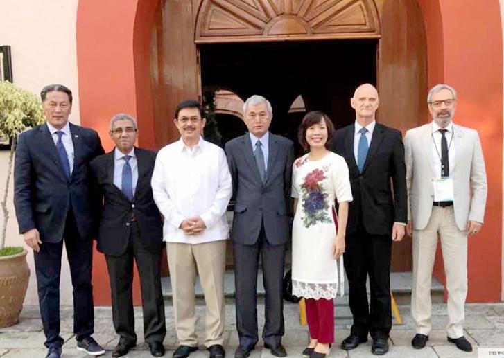 Thúc đẩy quan hệ hợp tác hữu nghị giữa Việt Nam và bang Oaxaca (Mexico)