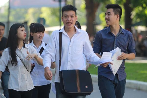 135 thí sinh được miễn thi THPT quốc gia và xét tuyển thẳng vào đại học