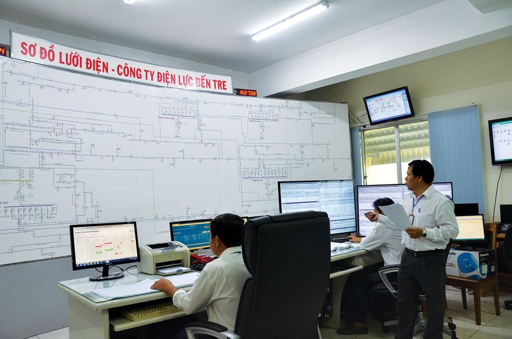 EVN hướng đến top 3 khu vực Đông Nam Á về giảm tỉ lệ tổn thất điện năng