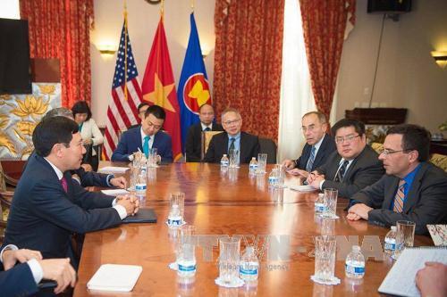 Doanh nghiệp Hoa Kỳ khẳng định tích cực hỗ trợ cho năm APEC 2017 tại Việt Nam