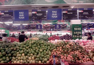Thị trường trái cây có nhiều biến động