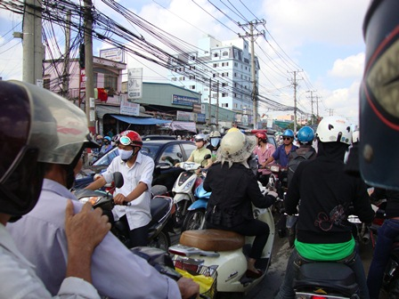 TP.Hồ Chí Minh đầu tư hàng nghìn tỷ đồng giải tỏa ách tắc giao thông