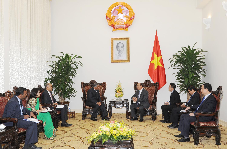 Tăng cường hợp tác Việt Nam - Ấn Độ