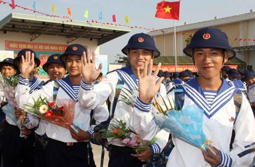 Thành phố Hồ Chí Minh: Nâng cao chất lượng công dân nhập ngũ