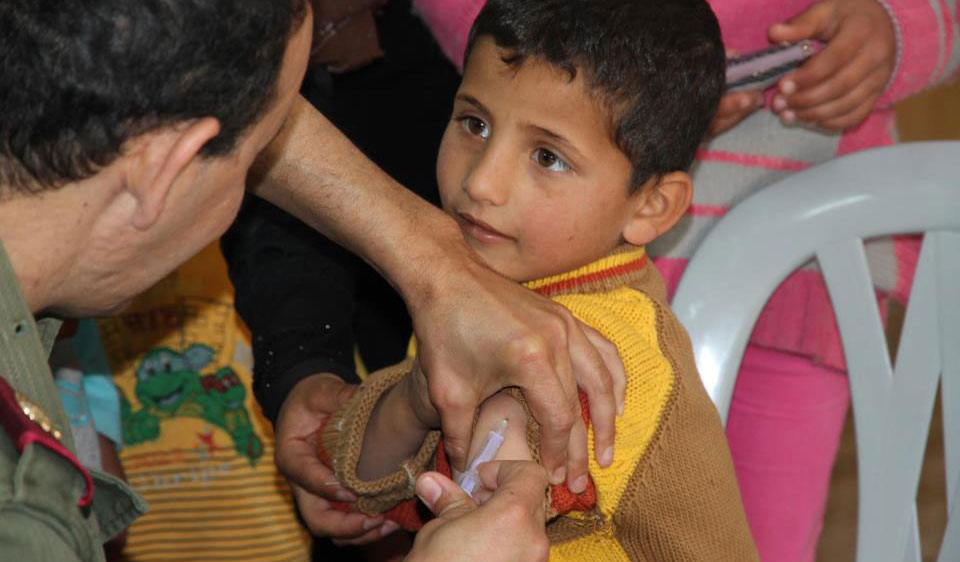 UNICEF – nhà cung cấp vắc-xin lớn nhất cho trẻ em trên thế giới
