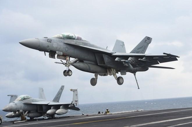 Mỹ triển khai nhiều vũ khí chiến lược tới bán đảo Triều Tiên