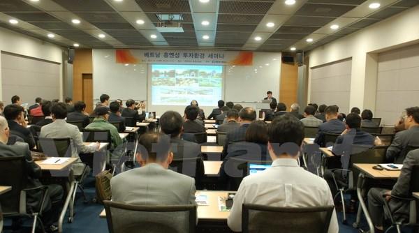 Tỉnh Hưng Yên mời gọi các doanh nghiệp đầu tư từ Hàn Quốc
