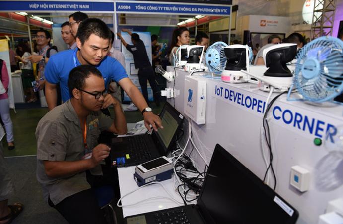 VNPT đồng hành thúc đẩy IoT phát triển