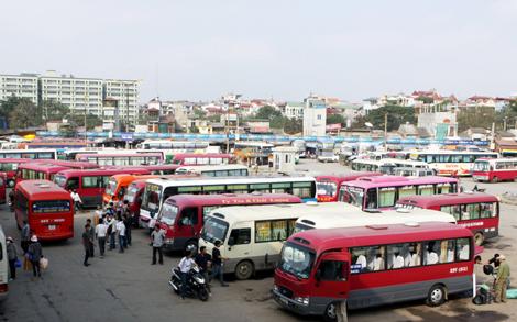 Giải quyết dứt điểm bất cập trong điều chuyển tuyến vận tải tại Hà Nội