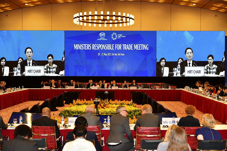Hội nghị các Bộ trưởng phụ trách Thương mại APEC lần thứ 23