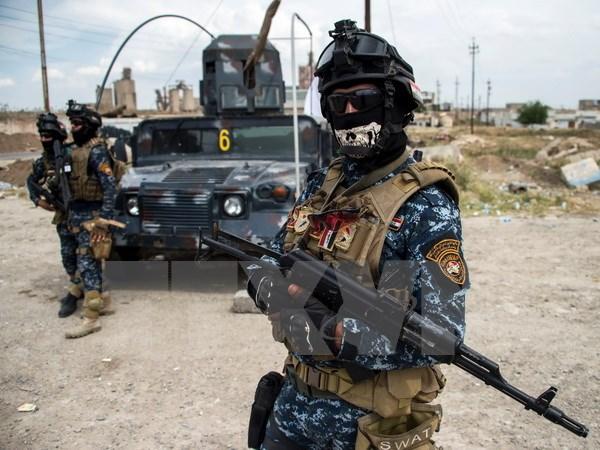 Iraq: 13 tay súng IS bị tiêu diệt trong các cuộc không kích ở Anbar