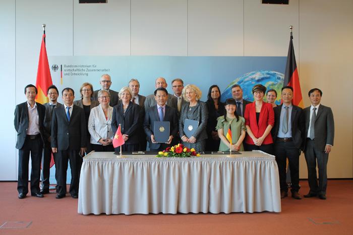 Việt Nam sẽ nhận được nhiều sự hỗ trợ từ CHLB Đức