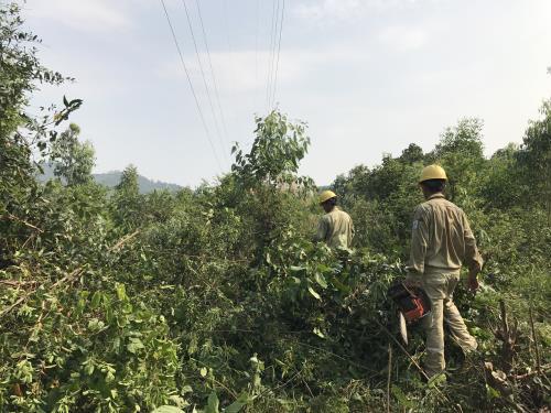Điện mùa khô 2017 nguy cơ mất an toàn lưới điện truyền tải