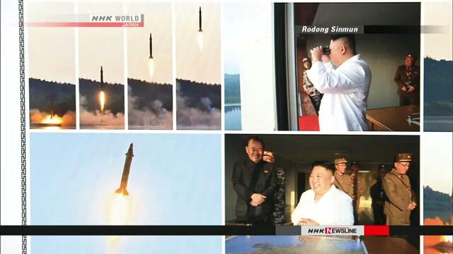 Triều Tiên xác nhận thử tên lửa thành công