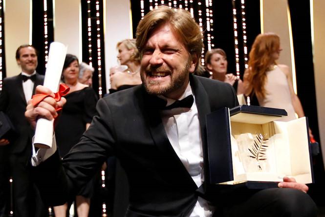 Phim hài Thụy Điển bất ngờ đoạt Cành Cọ Vàng
