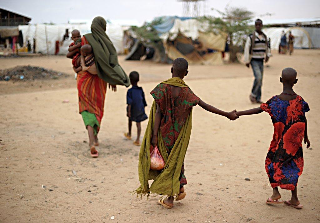 Liên hợp quốc kêu gọi hơn 800 triệu USD giúp Somalia giải quyết khủng hoảng nhân đạo