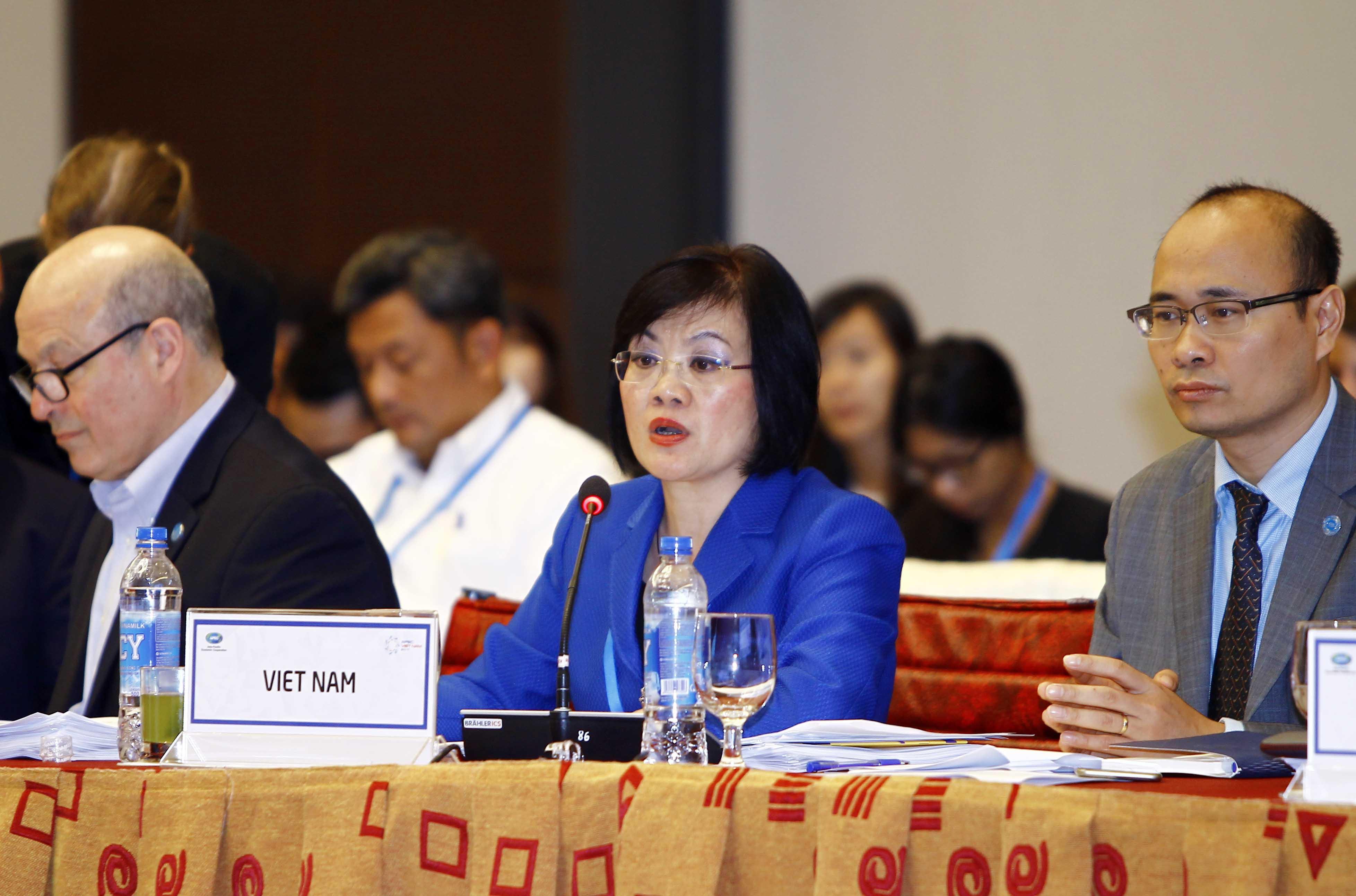 SOM 2: Giữ vững định hướng Cấp cao APEC