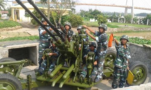 Đảng bộ Đoàn Phòng Không 363 quán triệt, thực hiện Nghị quyết Trung ương 4 (khóa XII)