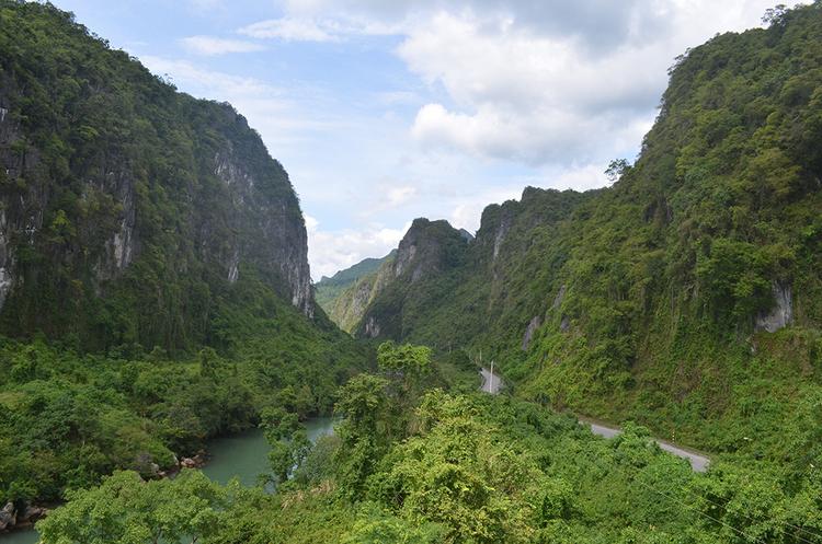 Dự kiến chi 9,5 tỷ đồng làm cổng chào kết hợp trạm kiểm lâm Vườn quốc gia Phong Nha - Kẻ Bàng