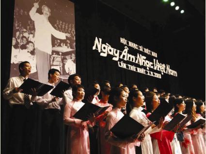 Góp bàn về sự lệnh chuẩn trong biểu diễn âm nhạc và bộ phận ca sĩ trẻ hiện nay