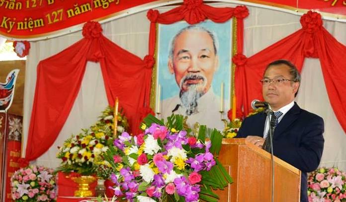 Kỷ niệm 127 năm Ngày sinh Chủ tịch Hồ Chí Minh tại Thái Lan