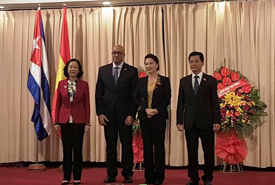 Trưởng ban Dân vận Trung ương giữ chức Chủ tịch Hội Hữu nghị Việt Nam – Cuba