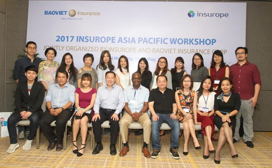 Hội thảo Bảo hiểm đa quốc gia khu vực châu Á – Thái Bình Dương