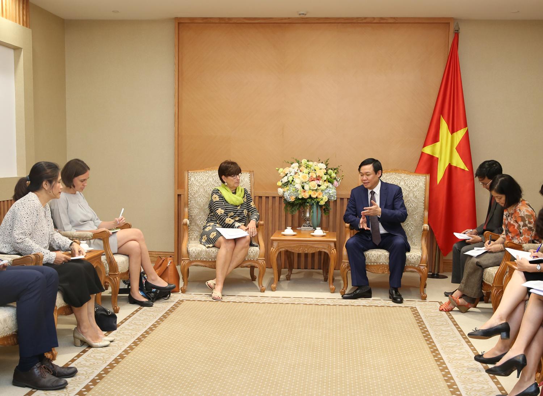 Vương quốc Bỉ mong muốn được thúc đẩy hợp tác đầu tư với Việt Nam