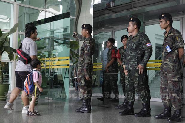 Thái Lan: Lực lượng chống chính phủ lâm thời có thể là chủ mưu vụ đánh bom ở bệnh viện