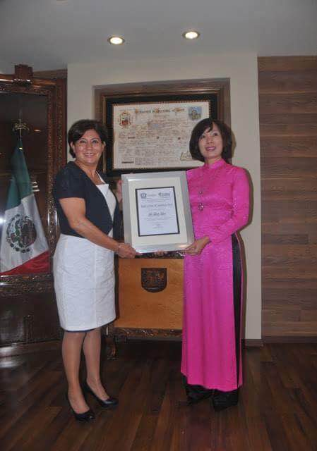 Thúc đẩy hợp tác giữa Việt Nam và bang Zacatecas